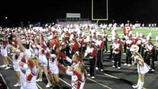 "Parma High School Marching Band 2014 ""The Hey Song"""
