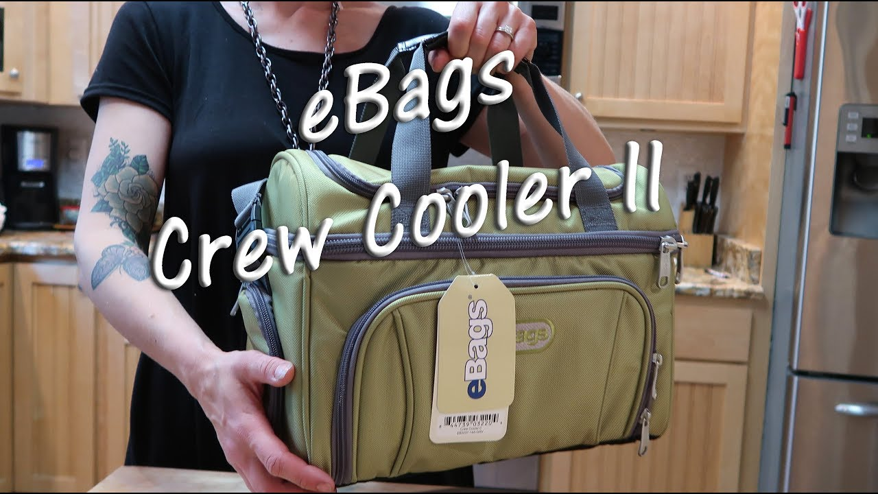 Ebags Crew Cooler Ii Lunch Box Travel Tote Bag