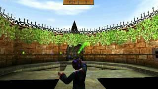 lp по игре Гарри Поттер тайная комната часть 3