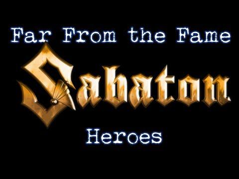 Sabaton - Far From the Fame [Lyrics]