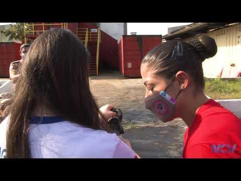 Inclusão salva: ES é o primeiro estado no Brasil a formar brigadistas com síndrome de down
