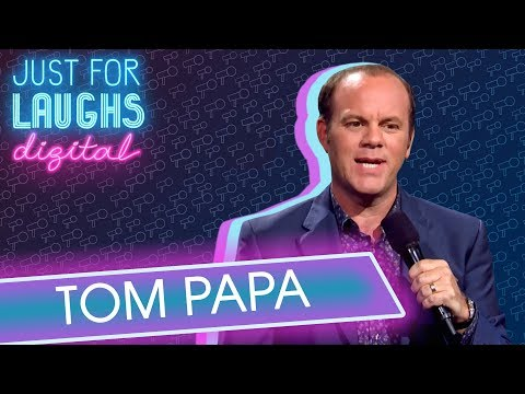 Tom Papa - Women Are Scary