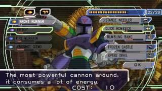 PSP Longplay [008] Mega Man: Maverick Hunter X (Part 2 of 2)