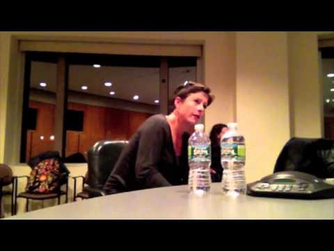 An Evening With Marya Hornbacher