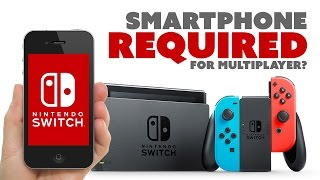 Nintendo Switch: Smartphone App REQUIRED for Online? - The Know Game News(Nintendo Switch isn't a traditional gaming console. It doesn't play by the rules. But are all rules REALLY made to be broken? For example, is handling ..., 2017-01-20T03:57:53.000Z)
