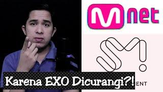 Kenapa 'SM Entertainment' Memboikot MNET? Mari Kita Bahas ~