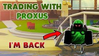 ROBLOX Trading w/ Proxus ¡¡He vuelto!! [007]