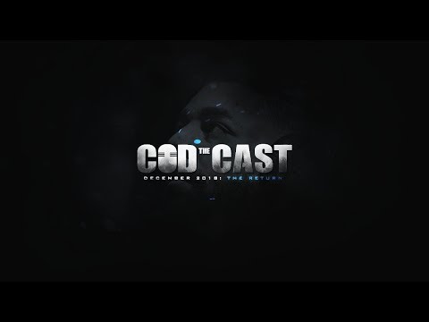 THE CODCAST EPISODE 13 FEATURING TEMP, PARASITE, PACMAN AND SLASHER
