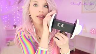 ASMR - Trigger requests from patreon 🍒