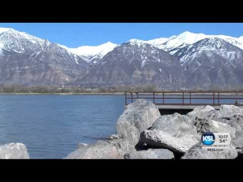 'Alien Eggs' Discovered On Utah Lake