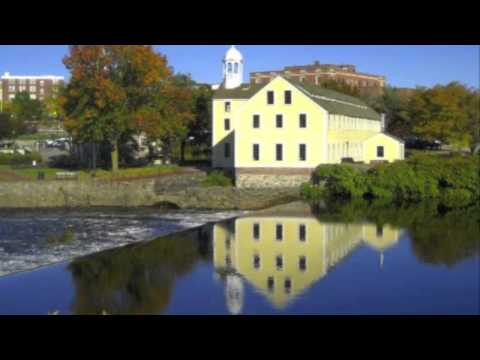 Rhode Island Regions: Blackstone Valley