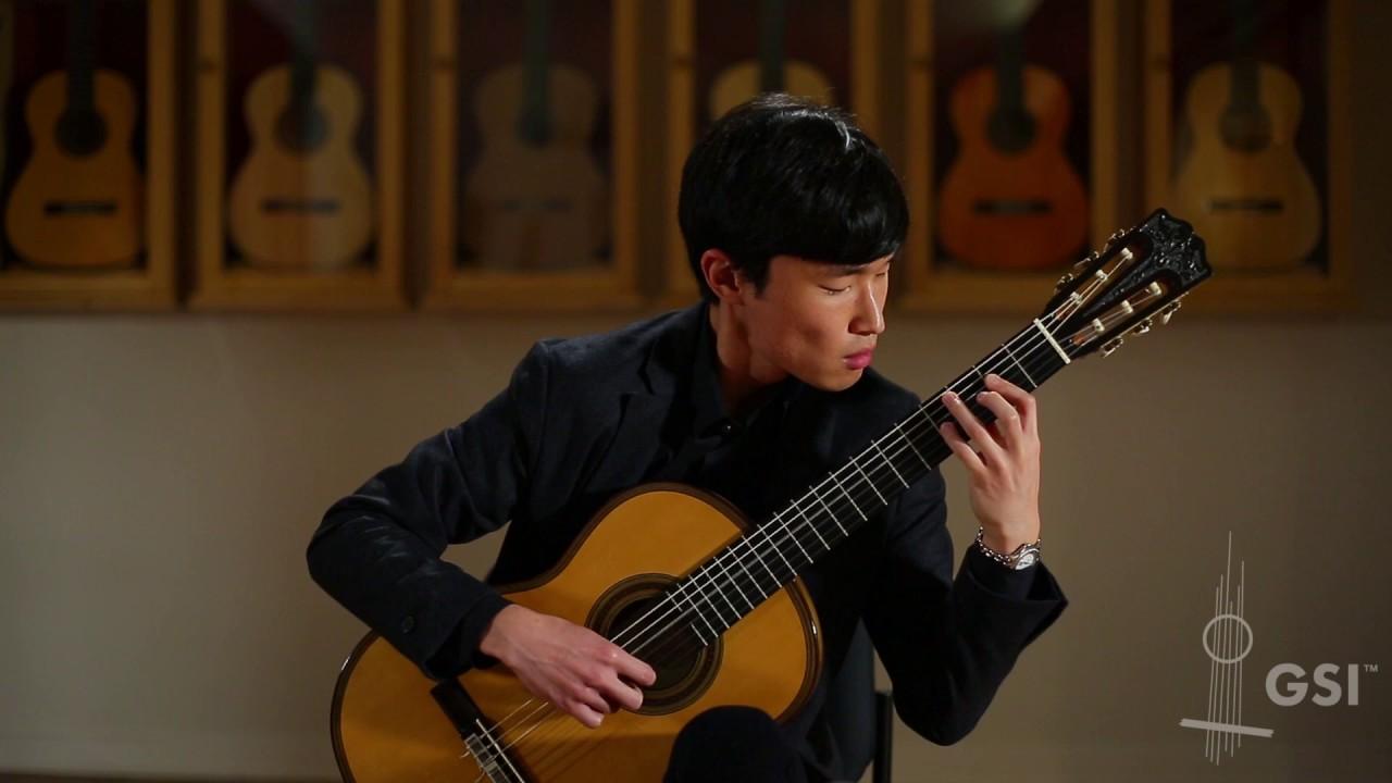 Recuerdos de la Alhambra - Alex Park plays 2010 John Weissenrieder 'Simplicio'