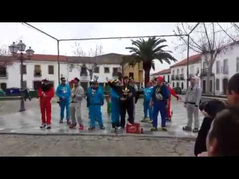 Pasacalles carnaval alcaracejos 2014