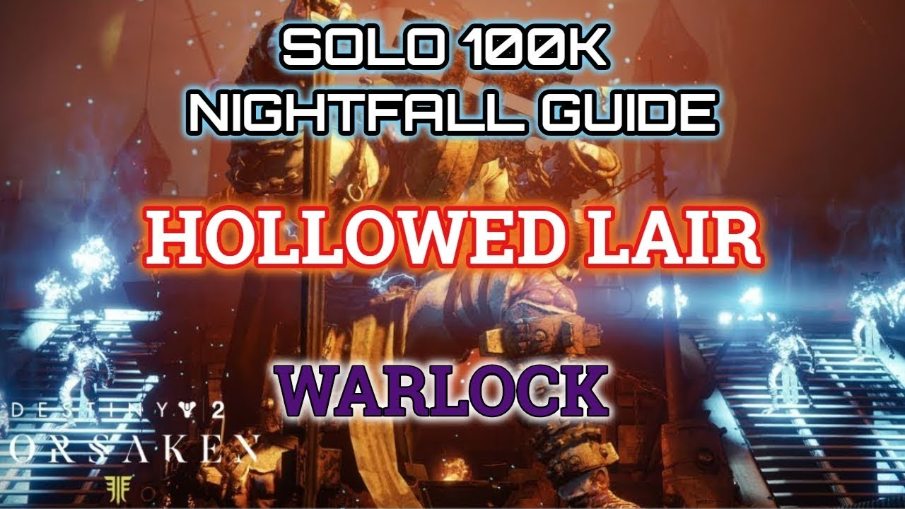 Destiny 2 Nightfall 100k Guide