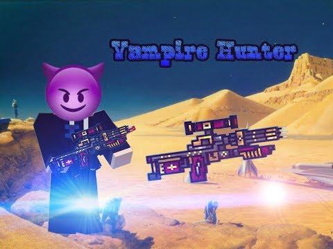 Pixel Gun 3D - Vampire Hunter [Review]