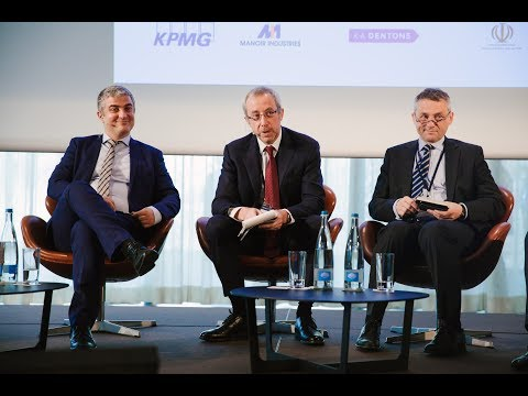 Ambassadors' Panel on Iran Business Diplomacy | EIF4