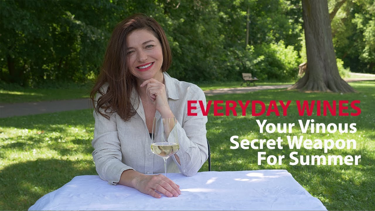 Everyday Wines – Your Vinous Secret Weapon for Summer