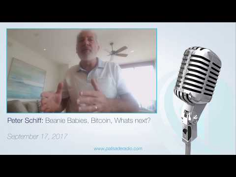 Peter Schiff: Beanie Babies, Bitcoins, and What's next?