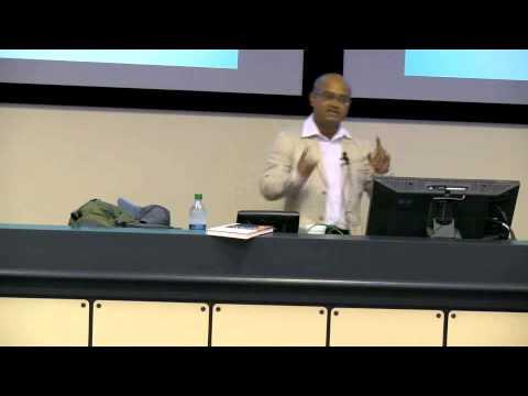 India China America [ICA] Institute Lecture- Prof. Amitendu Palit