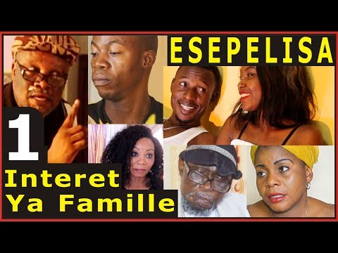 INTERET YA FAMILLE VOL 1 Esepelisa Theatre Congolais Vinny, Lava, Elko, Vue de Loin, Sundiata, Shako