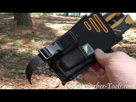 Gerber Groundbreaker Electricians Tool 31-001440 - video demo