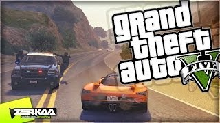 "GTA 5 Online Funny Moments | ""DUCK HUNT & POLICE CHASE RACING"" 