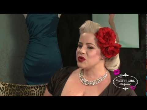 Vanity Girl TV   La Cholita Of Pinup Girl Clothing