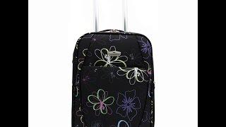 Обзор чемодана Wallaby M08141