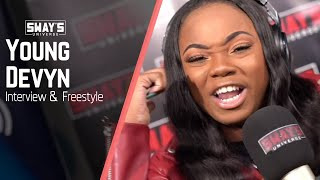 Download Friday Fire Cypher: 16 Year Old Phenom Young Devyn Shreds The Mic | Sway's Universe Mp3 and Videos