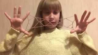 Игра при помощи верёвочки