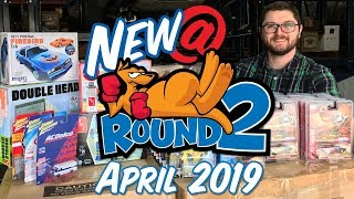 Round 2 April 2019 Product Spotlight