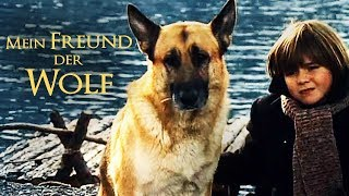 Mein Freund der Wolf (ganzer Spielfilm, Western-ähnlich, deutsch, Tierfilm) *ganze Filme kostenlos*