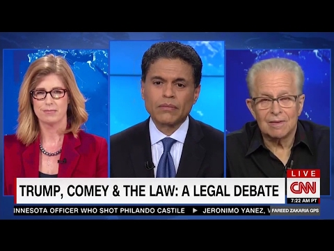 Laurence Tribe: 'Perjury About a Blowjob Is Not Nearly as Serious as Perjury About' Russian Meddling