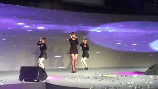 홍진영 포시즌스호텔 공연