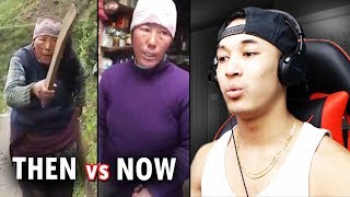 BRITISH WOMAN CHASED?   She Reveals The Truth!!!