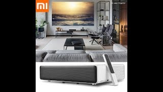 review of Xiaomi Mi Mijia Laser Projection TV 150″ Inches 1080 Full HD 4K projector