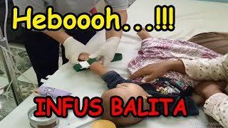 Download Video Cara Pemasangan Infus Pada Balita ~ Heboooh...!!! MP3 3GP MP4