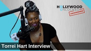 Torrei Hart Talks Marriage & Divorce with Kevin Hart on Hollywood Unlocked [UNCENSORED]