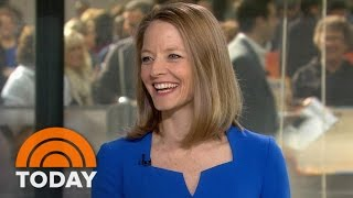Jodie Foster: 'Money Monster' With George Clooney Is My 'Biggest Movie' | TODAY