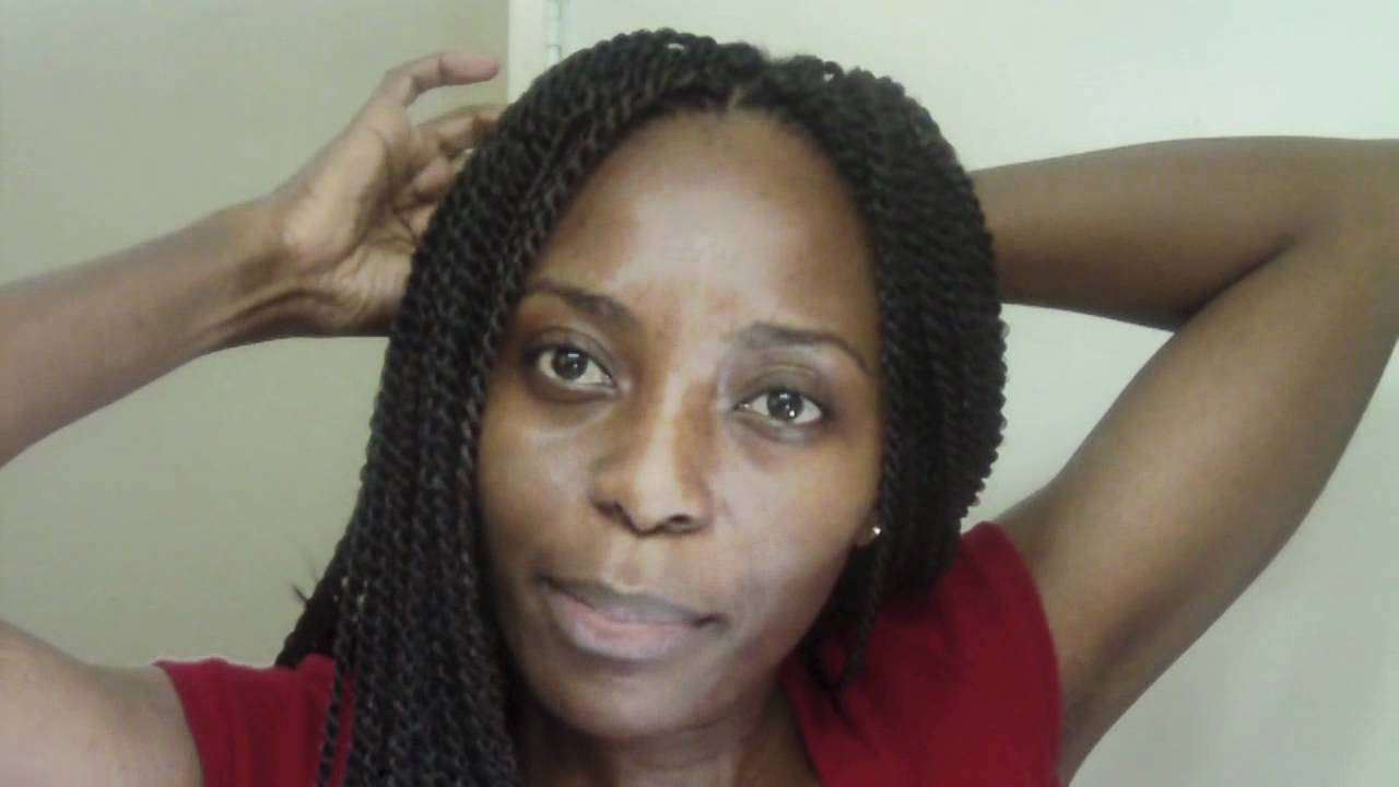 Crochet Braids Youtube : 42? Crochet Braids using Rast Afri Hair - YouTube