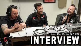 Catholic Rebellion, Real Ghost Stories, & Evil Music | Interview w/ Gonz After Curfew 102.9FM