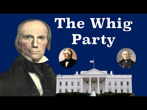 The Whig Party (Story Time with Mr. Beat)