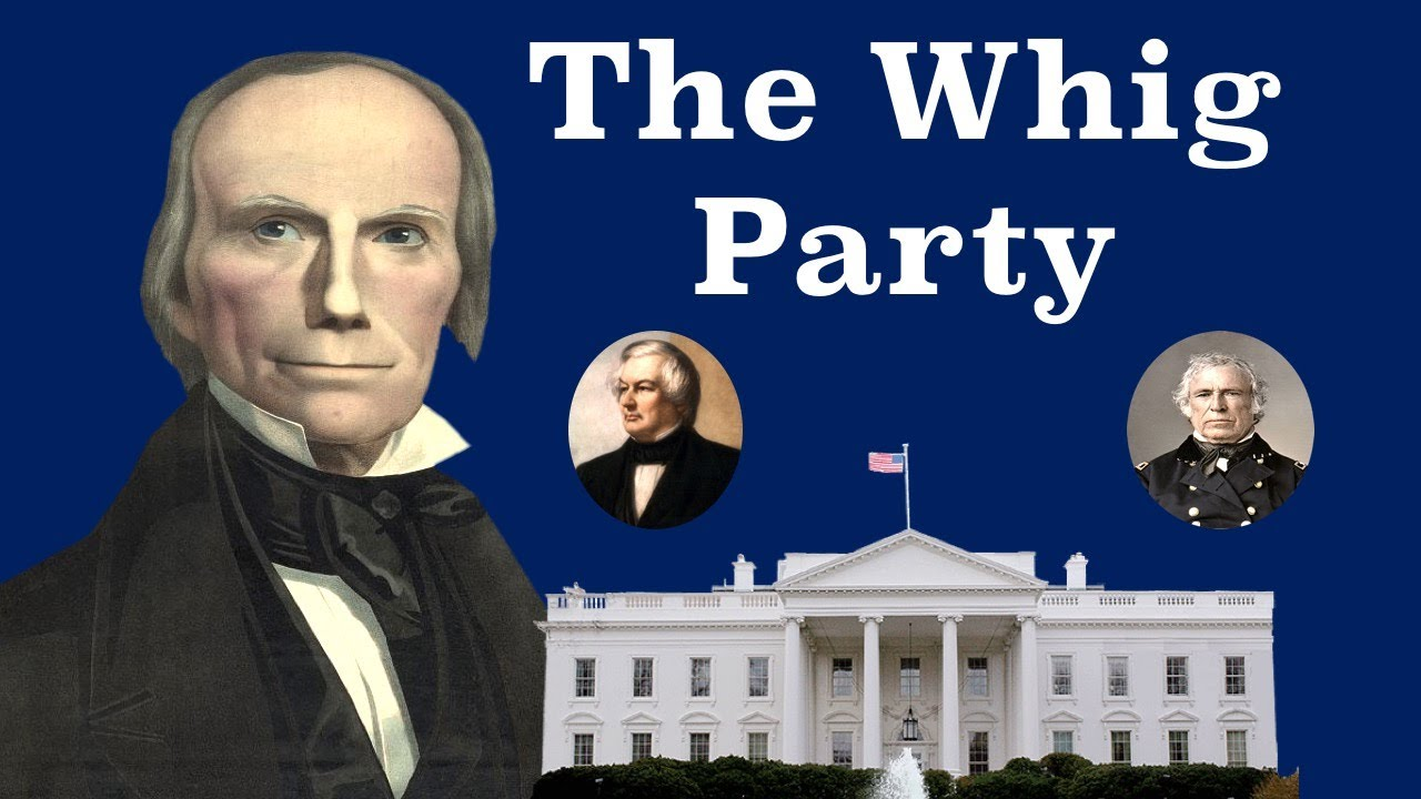Image result for whig party you tube