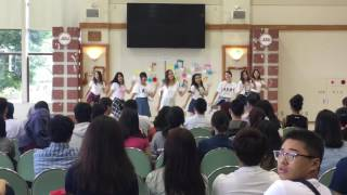 Gee- SNSD(소녀시대)Dance covered by KMUSE @ Autumn freshmen welcome party 2016