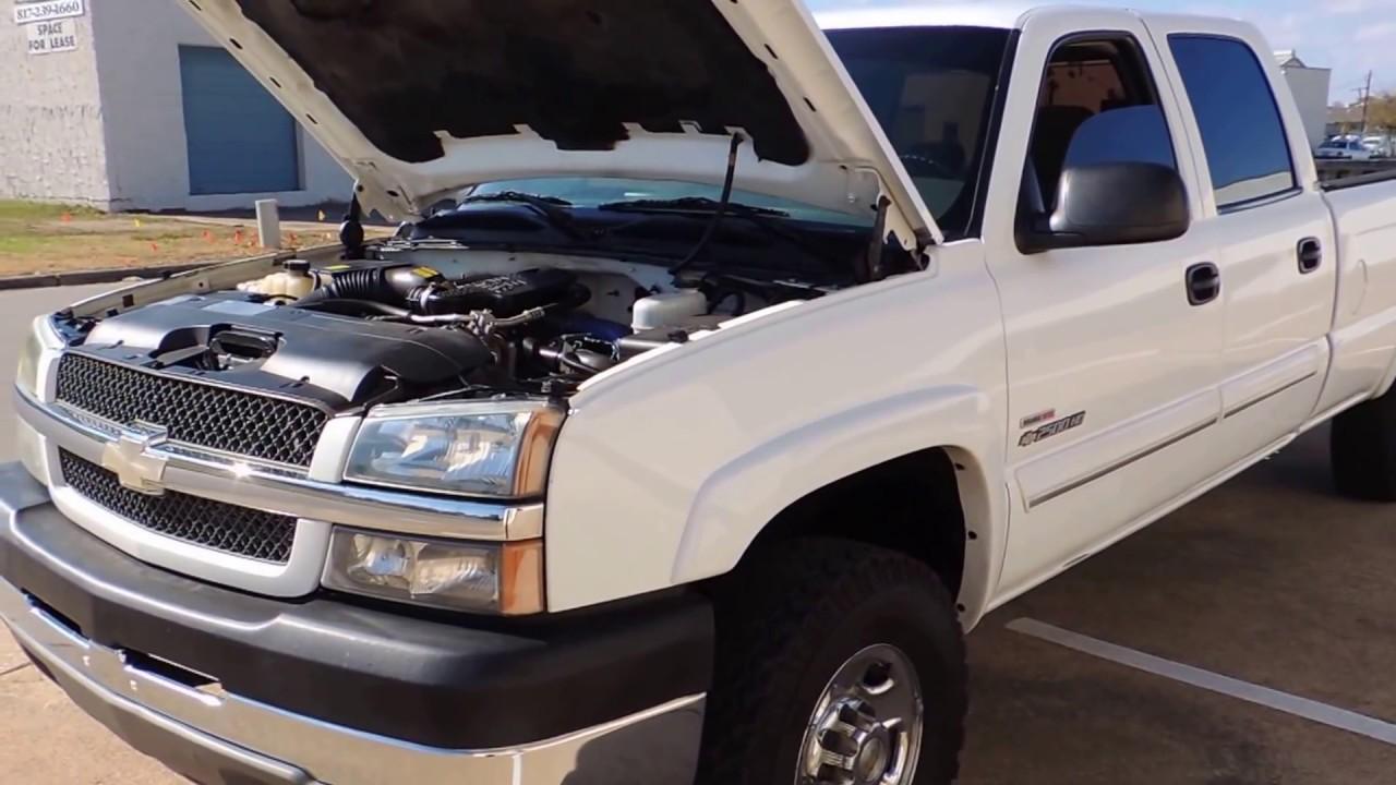 2003 chevy 2500 manual transmission