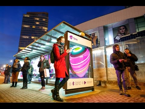 """Telia's """"More Life"""" campaign brings the joy of music to the streets 