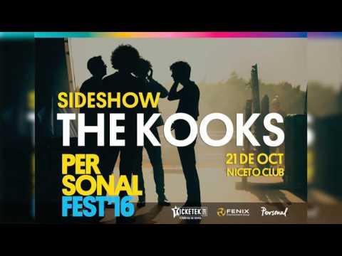 The Kooks - Gap (Live at  Niceto Club, Argentina 2016) [Radio Broadcast]