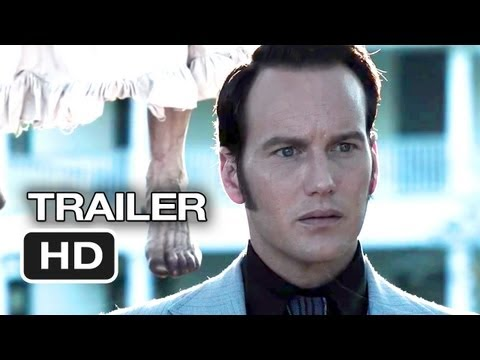 The Conjuring Official Trailer #2 (2013) - Patrick Wilson Horror Movie HD
