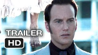The Conjuring Official Trailer #2 (2013) - Patrick Wilson Horror Movie HD Thumb