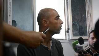 تصريح المدرب بوعكاز بعد لقاء وفاق سطيف